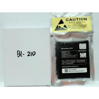 Lenovo Baterai Batt Batre Battery Lenovo BL210 BL-210 untuk A536 S820 S650 A328 A606