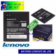 Lenovo Baterai / Battery BL210 Original For Lenovo S820 Kapasitas 2000mAh