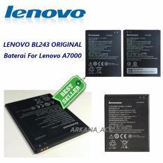 Lenovo Battery BL243 Original Baterai For Lenovo A7000 / K50 / K3 Note / T5