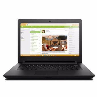 Lenovo IdeaPad 310-14IKB Core i5-7200U - Windows 10 - RAM 4GB - HDD 1TB - Black