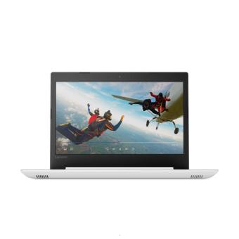 Lenovo Ideapad 320 14ISK 1CID -I3 6006U- 4GB-1TB-Integrated Graphics- WIN 10 HOME-White