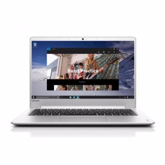 """LENOVO IdeaPad 710S-13IKB Plus-i7-7500U-8GB-256GB SSD-GT940MX-2GB-13.3"""" FHD-Win10-silver"""