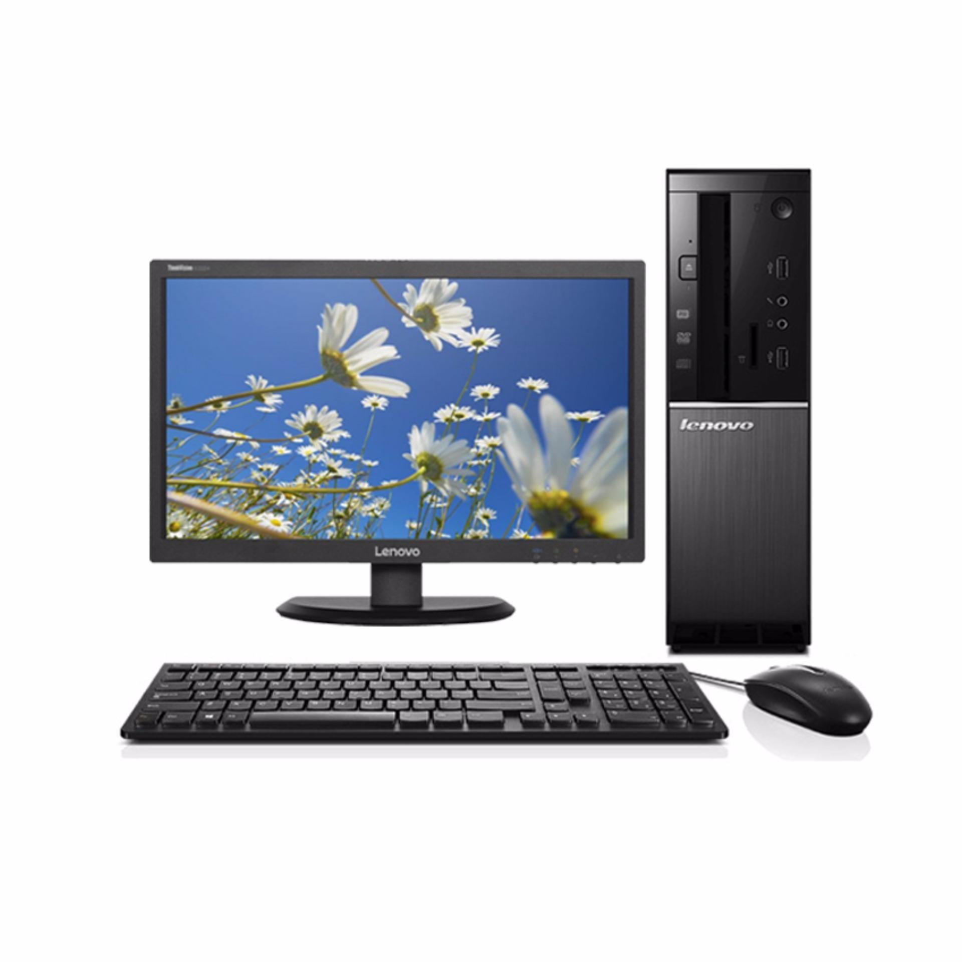 Lenovo Pc Ideacentre 300s 11ibr 69id Intel Celeron J6030 2gb Ram 195 Aio 510 22ish 0fid 4gb Core I5 White Windows
