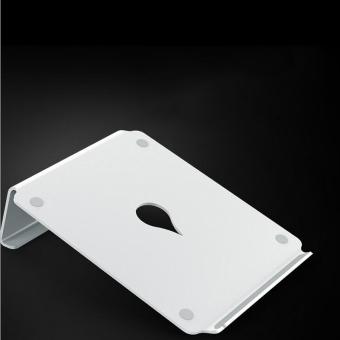 Lenovo S2 logam asrama meja komputer dasar pendinginan notebook Holder