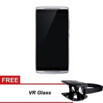 "Lenovo Vibe K4 Note 5.5"" - 16 GB - Putih + Gratis VR Glasses"