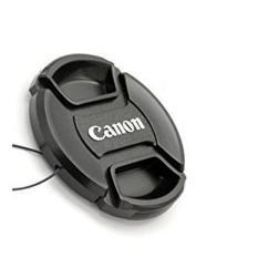 Lenscap Canon 58mm || Cover Tutup Lensa Kamera Canon 58mm