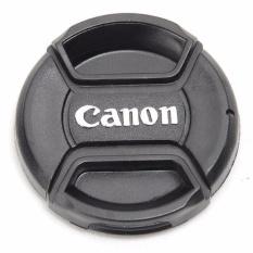 Lenscap Canon 58mm - Tutup Lensa Kit Canon 18-55mm