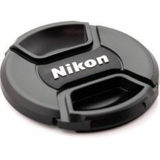 Lenscap Nikon 55mm || Cover Tutup Lensa Kamera Nikon 55mm