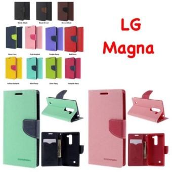 LG Magna Original Mercury Goospery Fancy Diary Case