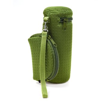 harga Lightning Power - UE BOOM 1 & 2 Wireless Bluetooth Speaker USBCable Charger Water-Resistant Lycra Zipper Carrying Case Bag plusSmall accessories bag (Green) Lazada.co.id