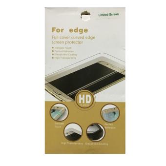 Limited Anti Gores Full Layar Samsung Galaxy S7 Edge - Clear