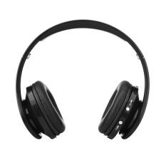 Headphone Earphone handsfree dengan mikrofon. Source ... Bluedio Atas Kepala .