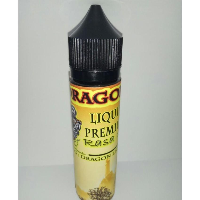 Liquid Dragon 60ml Vape & Rokok Elektrik Rasa Permen Karet