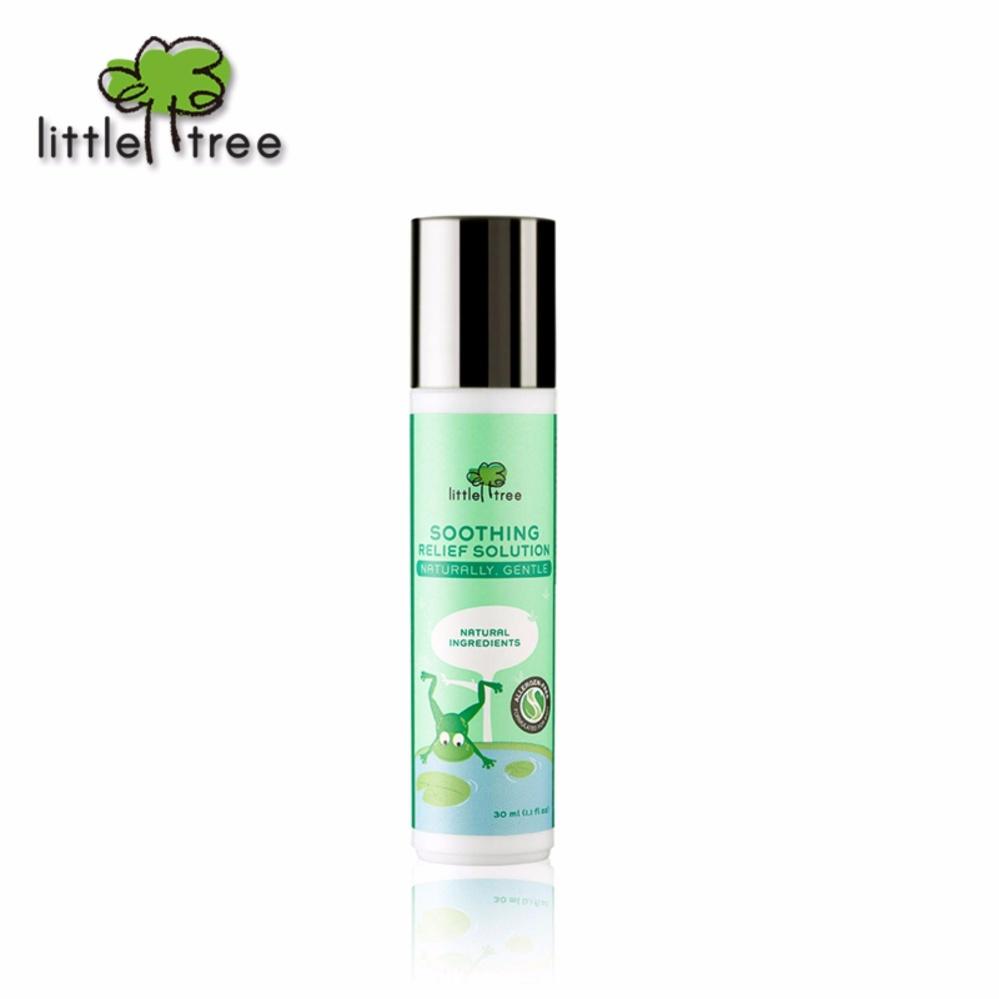 Harga Obat Jerawat Batu Alami Terbaru 2019 Online: Little Tree Herbal Ointment Balsem Alami Solusi Gigitan