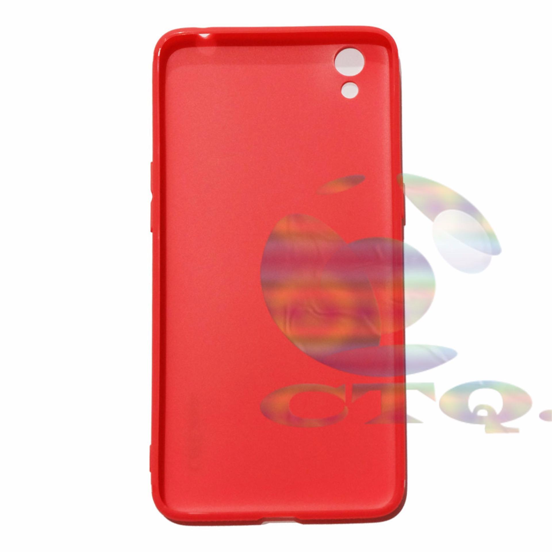 Lize Jelly Case Oppo A37 Neo 9 TPU Candy Rubber Skin Soft Back .
