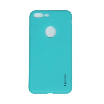 Lize Silicone Case for Apple iPhone 7 Plus / Iphone7 Plus Ukuran5.5 Inch / iPhone 7G Plus / Iphone 7S Plus Softcase / Silicone /Silikon / Casing Handphone - Hijau tosca