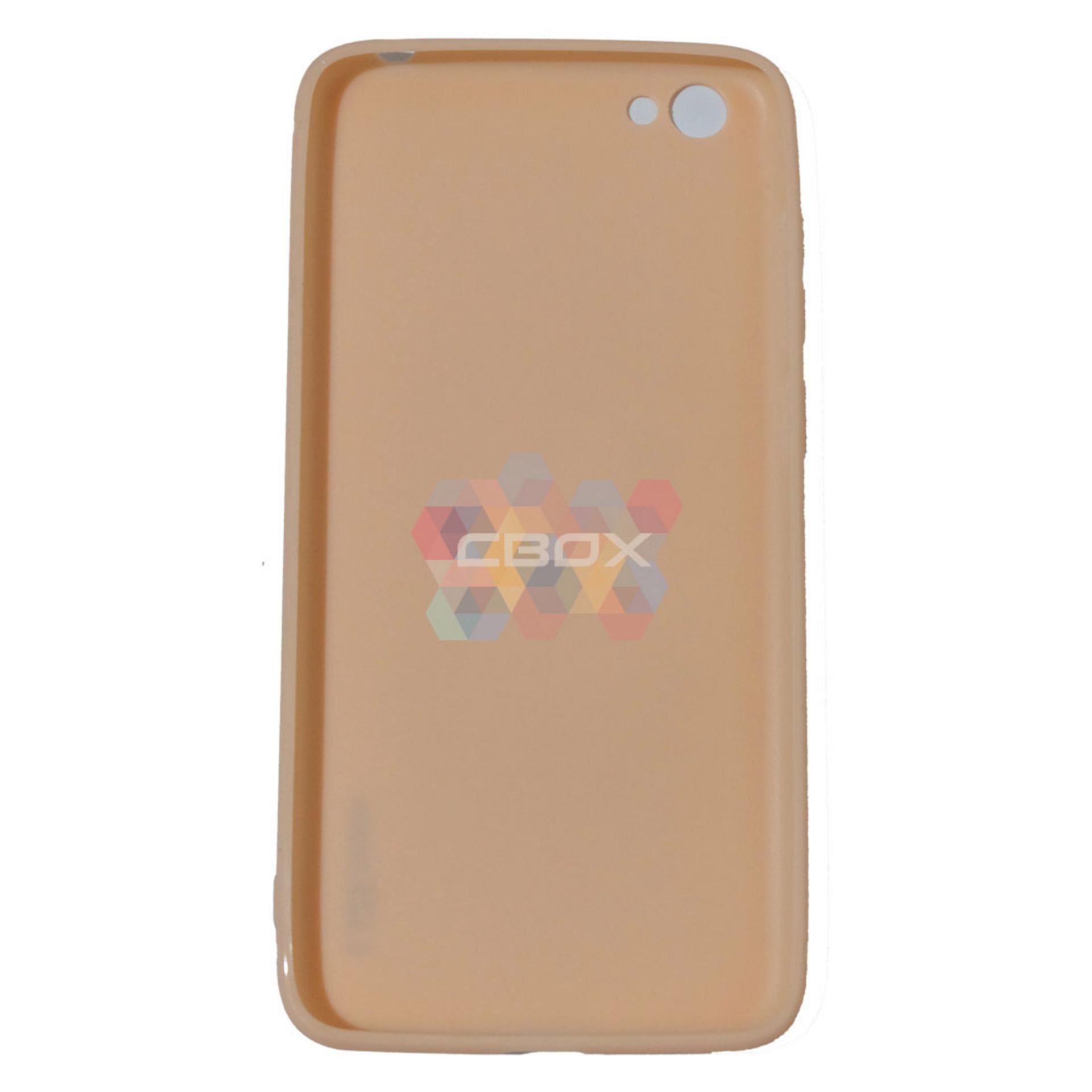 Lize Soft Case For Vivo Y55 Silicone Jelly Soft Shell Back Case Y55FREE 1x Silikon Y55
