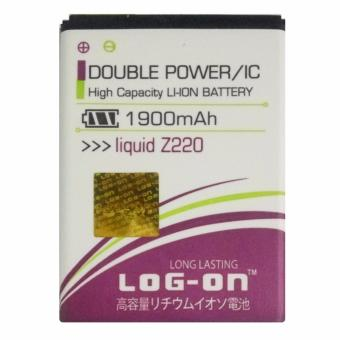Log On Baterai Acer Liquid Z220 - Double Power - 1900 mAh