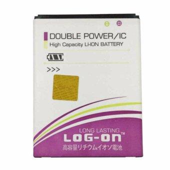 Log On Double Power Battery For Lenovo A7000 4500 MAh