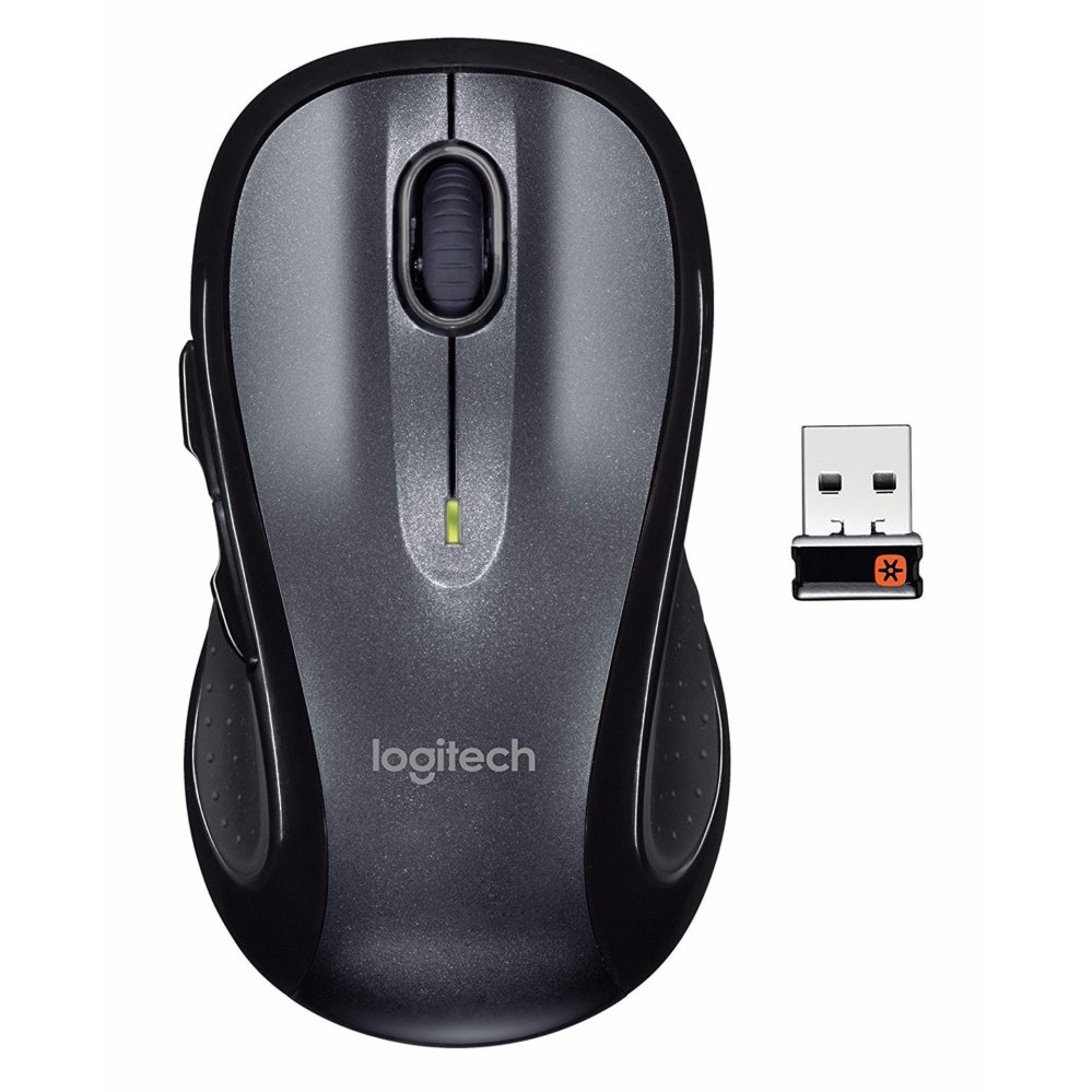 ... Logitech M510 Wireless Mouse, Black, 910-001822 - intl ...