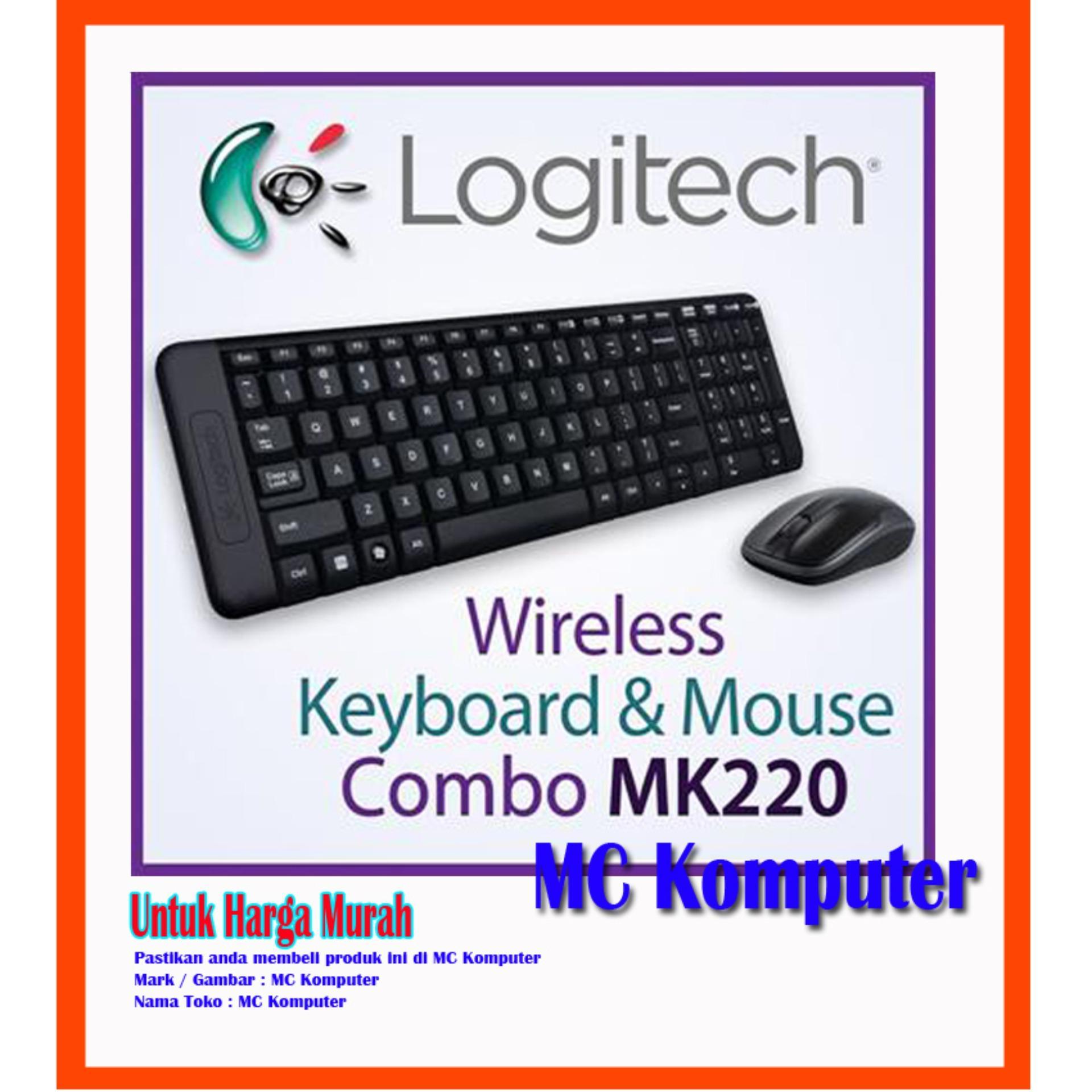 Penawaran Keyboard Gaming Mechanical Mk881 Free Fantech Mouse Pc Desktop Mini Sunbio Paket Hemat 2 Up To 10 Meter Logitech Wireless Dan Mk220
