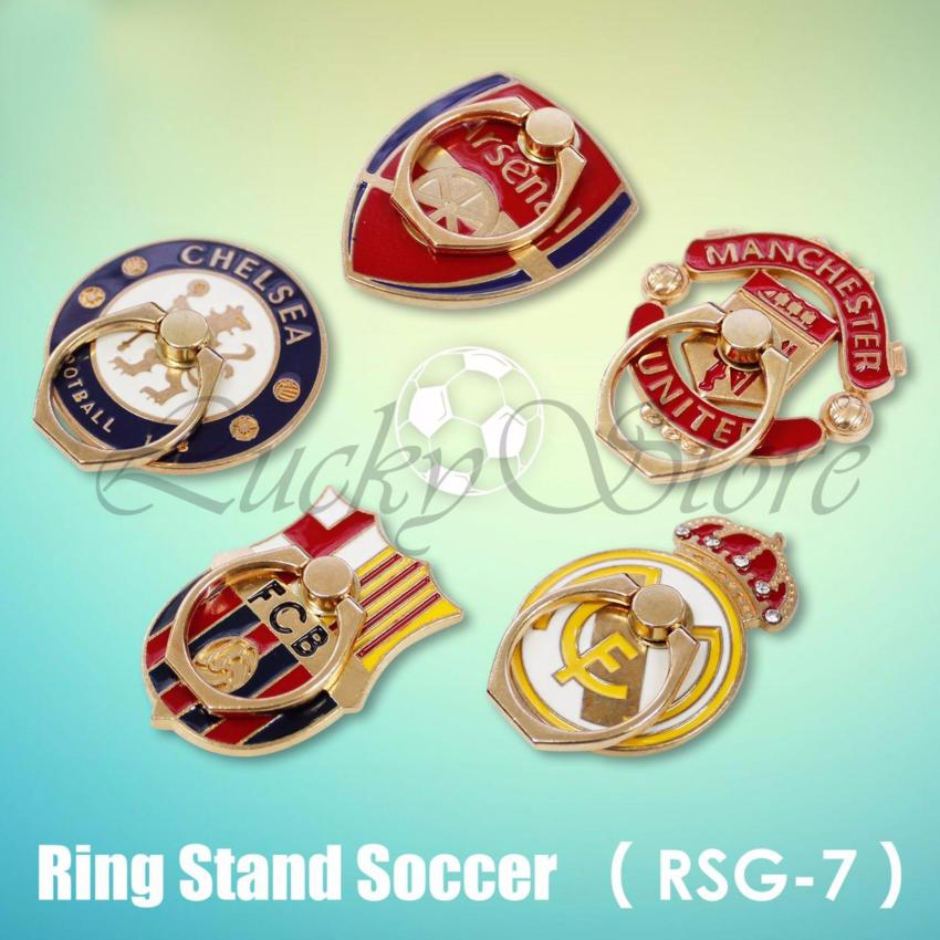 1 Source · Lucky i Ring Mobile Phone Stent Tim Sepak Bola Arsenal .