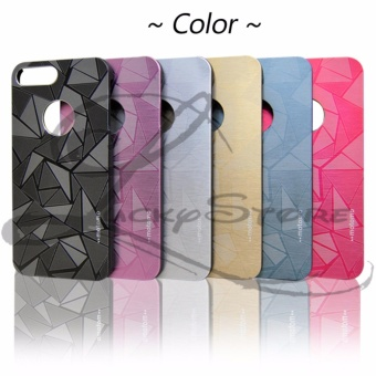 Hard Back Case / Metal allumunium. Source · Lucky Motomo 3D Rubber .