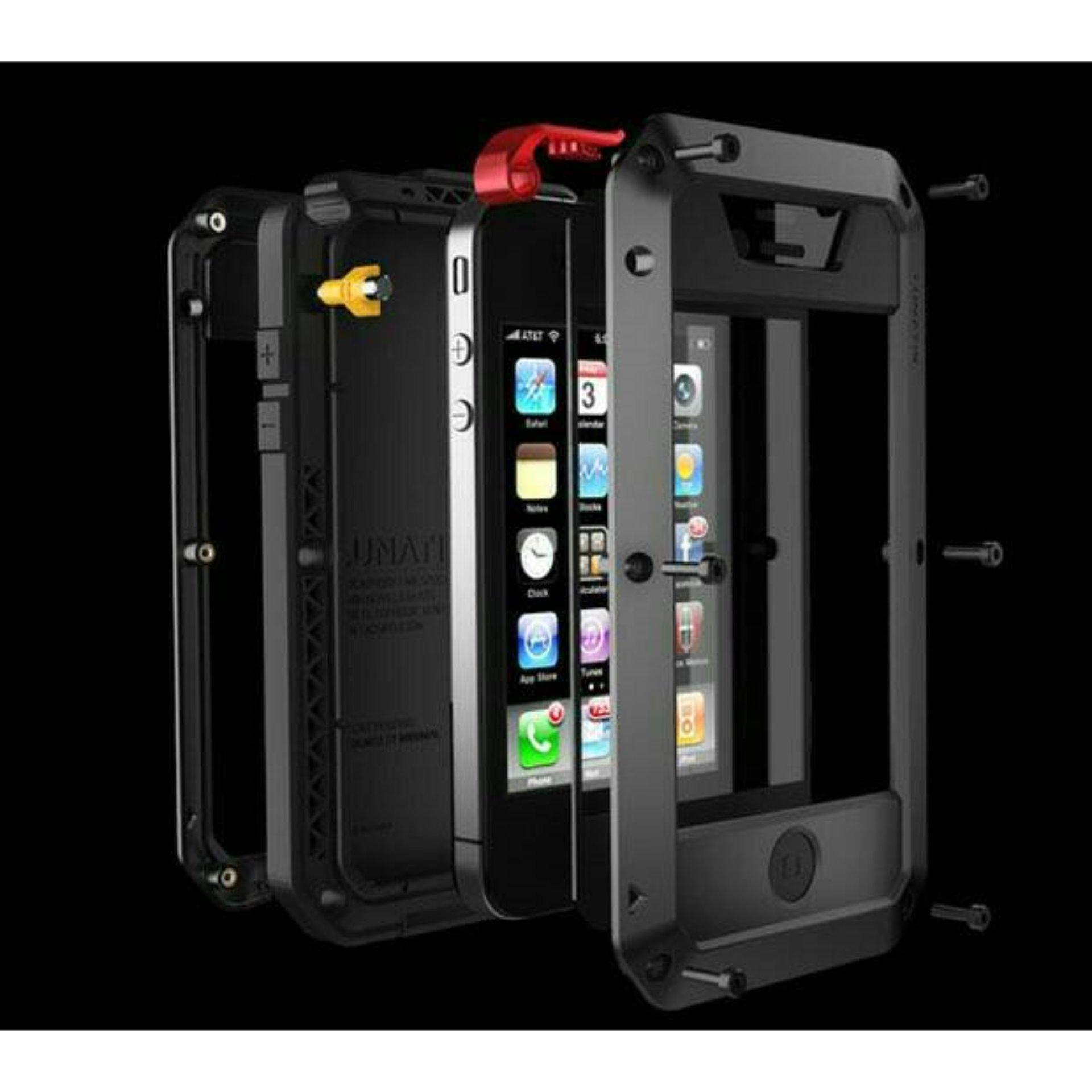 Periksa Peringkat Lunatik Case Iphone 5 5g 5s 5se Waterproof Dan Swarovsky Motif Tahan Banting