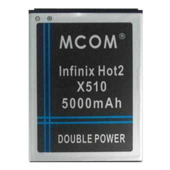 Log On Battery Baterai Double Power Infinix Hot 3 Lite X554 5000mah - Daftar Harga Termurah