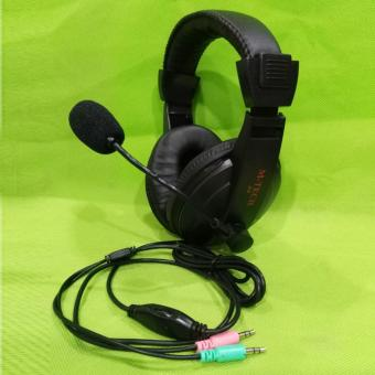 M-Tech Headset / Headphone Multimedia A4
