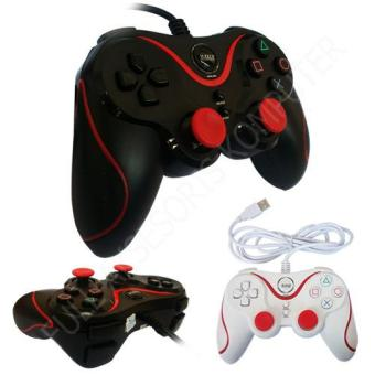 M-Tech SY-881S Gamepad Inferno Single Getar - Hitam