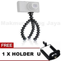 ... Tripod + Holder U for Universal HP Flexible - Gorillapod Gorila PodIDR15500. Rp 19.900