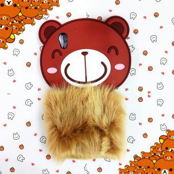 marintri case Oppo A37 Beruang Bulu