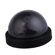 MEGA Dummy Fake Surveillance CCTV Security Dome Camera withMotionDetector