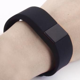 ... Memperbarui Waterproof Bluetooth gelang tangan untuk Android iOS (hitam) - 3 ...