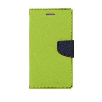 Mercury Goospery Fancy Diary for Oppo Neo K R831K - Lime