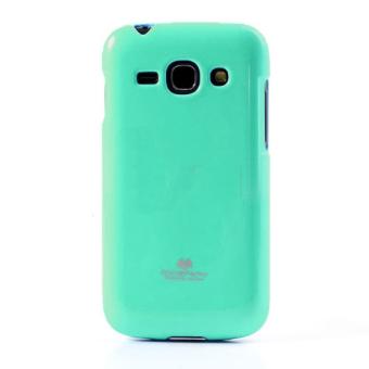 Mercury Goospery Jelly Glitter Case for Galaxy Ace 3 - Mint