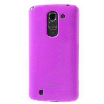 Mercury Goospery Jelly Glittercase for LG G Pro 2 Case - Ungu