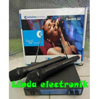 harga Mic wireless SENNHEISER EW 5454 G2 Lazada.co.id