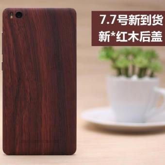 Michellisto Case Xiaomi Mi4i MI4C Battery Cover Backdoor Back CoverCase Casing Tutup Belakang Motif