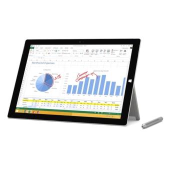 Microsoft Surface Pro 4 [Core i7, 16GB, 256GB, Windows 10] Silver