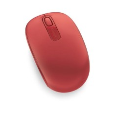 Microsoft Wireless Mobile Mouse 1850 – Flame Red