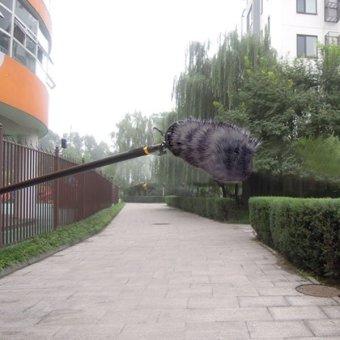 Mikrofon Bulu Kaca Depan Penutup Angin Untuk Mic121 Kamera Perekam M - 3