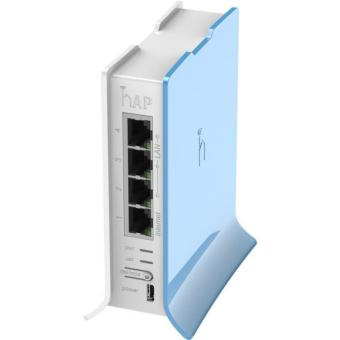 Mikrotik Router Wireless RB941-2nD-TC HAP Lite - 2