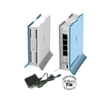 Mikrotik Router Wireless RB941-2nD-TC HAP Lite