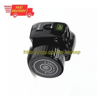 Mini DV Digital Camera 2MP Y2000 - Black