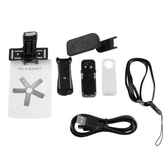 Mini DV Spy Hidden Camera Digital Video Recorder Camcorder WebcamDVR MD80 - Intl