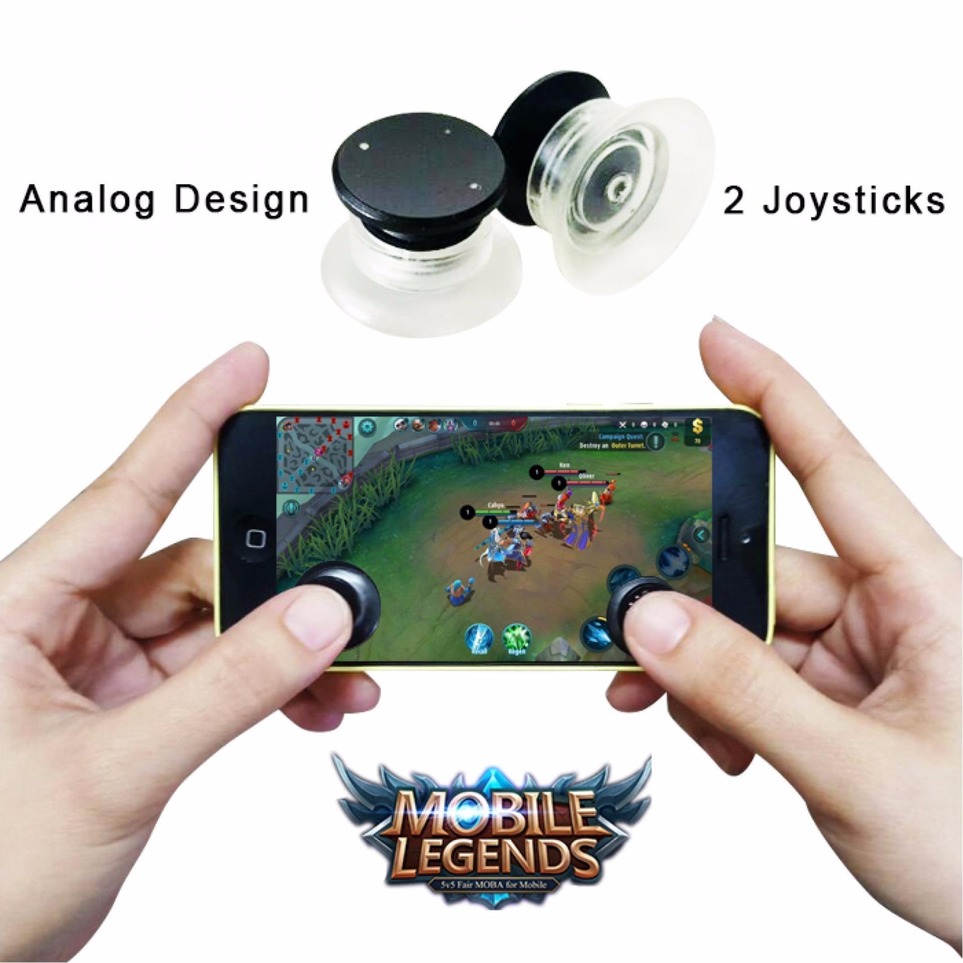 ... Mobile Joystick Mini 1 set 2 pcs FREE 1