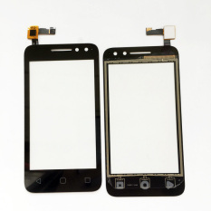Mobile Phone Front panelBlackForAlcatel One Touch OT 4034 4034D 4034A 4034E OT4034 OT-4034Touch Screen Digitizer(free+3m Tape+Opening Repair Tools+glue)