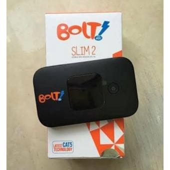 Modem 4G LTE E5577 Bolt Slim 2 Unlock All Operator - Hitam